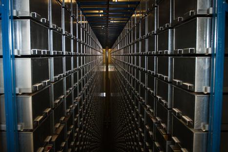 Turning a Page: the changing role of the university library | Nuevos servicios bibliotecarios, nuevas colecciones, nuevas descripciones | Scoop.it