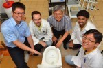 POO POWER: New Toilet System Turns Human Waste Into - Inhabitat | Global Recycling Movement | Scoop.it