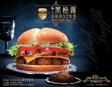 Fast-food : le maxi best of de l'année 2012   finger food   Scoop.it