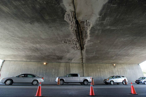 'Skin' Senses Damage to Concrete - Sourceable Industry News | Construction | Scoop.it
