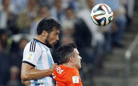 Argentina, Netherlands Clash in World Cup Semifinals | Argentina in Mundial 2014 | Scoop.it