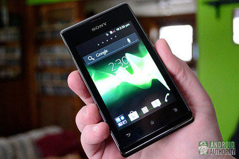 Sony Xperia E Dual Review.. for the low-end market | Mobile Technology | Scoop.it