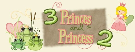 3 Princes And A Princess 2: Where Learning and Creativity Take Shape - PLAY-DOH Book Series Give Away   Secondary Education; 21st Century Technology and Social Media   Scoop.it