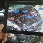 I-Mechanic, the AR App that turns yourself into a Mechanic | Augmented Reality & VR Tools and News | Scoop.it