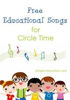 Free Educational Songs for Circle Time | Elementary ESOL in the Classroom | Scoop.it