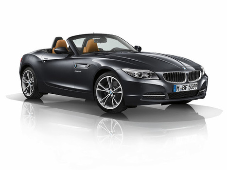 New 2014 BMW Z4 Roadster With a sporty design and elegant | MyCarzilla | Super cars News | Scoop.it