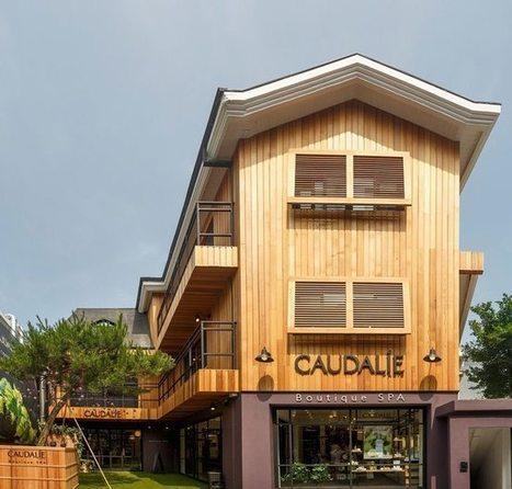 Caudalie a ouvert une première boutique spa en Asie | Beauté & Cosmétiques | Scoop.it