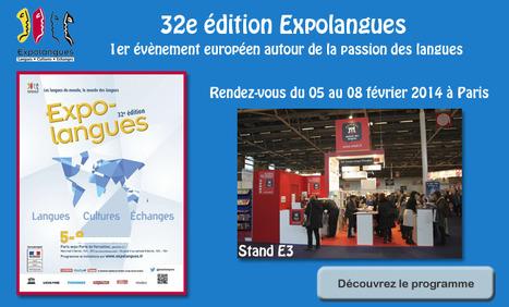 Expolangues 2014 - Editions Maison des Langues FLE | Evènements FLE - professeurs de FLE | Scoop.it