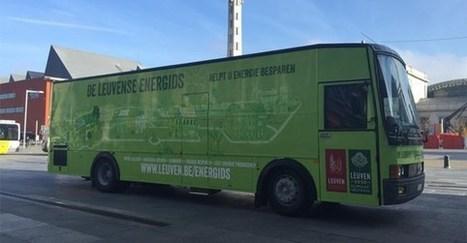 Leuven zet energiebus in voor collectieve wijkrenovatie | 'Limburg Renoveert': ambitieuze woningrenovatie in Limburg (B) | Scoop.it