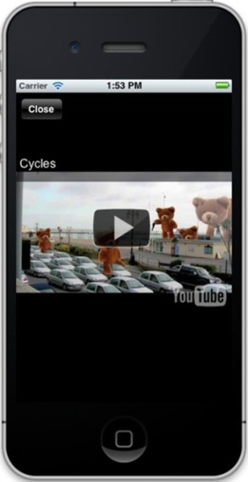 Embedding YouTube Within iPhone Apps | iPhone and iPad development | Scoop.it