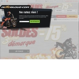 Une promo Motoblouz valide en février 2014. Achetez moins cher chez votre marchand favori | codes promo | Scoop.it