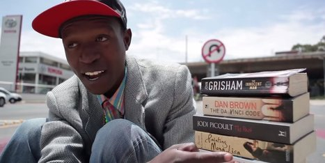 Homeless Man Gives Free Books To Kids Because 'You Don't Have To Be Rich To Change The World' | Sacramento SEO | Scoop.it