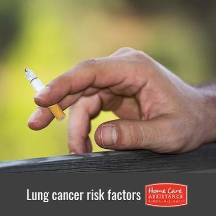 5 Risk Factors for Lung Cancer | Home Care Assistance of Bloomfield | Scoop.it