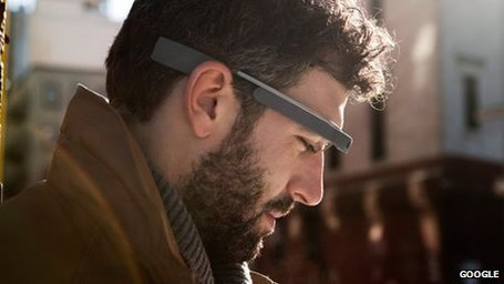"New Google Glass features unveiled | La ""Réalité Augmentée"" (Augmented Reality [AR]) 