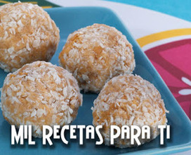 Mil Recetas para Ti: Bolitas de jamon y queso | GastroMarketing | Scoop.it