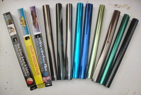 Enhance the outlook of your home with our amazing solar films | Solar Film Singapore | Scoop.it