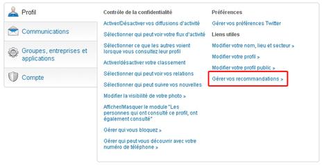 Linkedin: Comment obtenir des recommandations et être visible | Bcar Telecom ParisTech | Scoop.it