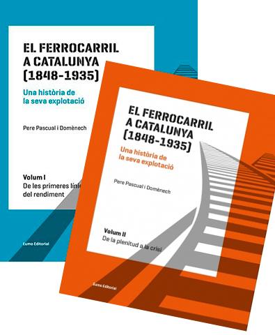 Estudio sobre el ferrocarril en Cataluña de 1848 a 1935 | Cultura de Tren | Scoop.it