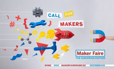 Arduino Blog » Blog Archive » The Call For Makers Is Open! Are you ready to show and tell? | Tudo o resto | Scoop.it