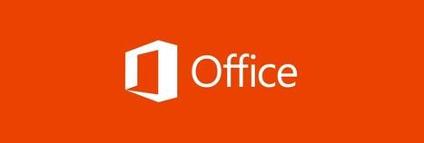 La nouvelle suite Office 2016 sera disponible dès le 22 septembre prochain | BM Formation | Scoop.it