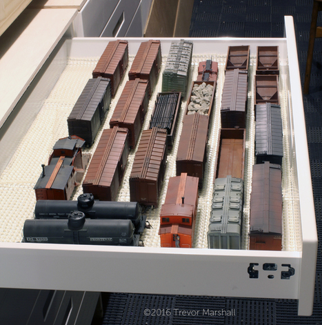 Stock Storage Solved! | Model Railroading | Scoop.it