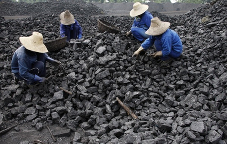 Slow growth spoiling China's appetite for coal   Sustain Our Earth   Scoop.it