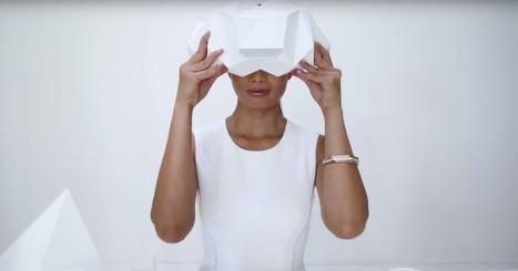 Avanceret VR skal få dig til at spise alge-gelé frem for store bøffer | Fagkonsulenten | Scoop.it