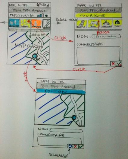 Un OSM Tracker sous Androïd développé par des étudiants de l'ISEN Toulon | Open street Map | Scoop.it