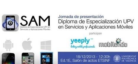Charla de aplicaciones móviles: formación y oportunidades de negocio | FormaciónOnline | Scoop.it