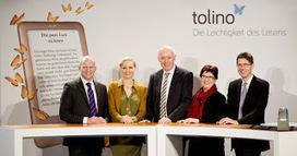 Nace Tolino, una plataforma alemana de distribución y venta de libros digitales | Todo sobre biblioteconomía | Scoop.it