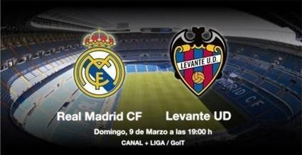 Regarder Le Match Real Madrid Vs Levante En Direct | Algerie musique | Scoop.it