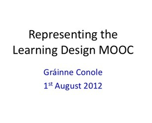 e4innovation.com » Blog Archive » Designing a Learning Design MOOC | Massively MOOC | Scoop.it