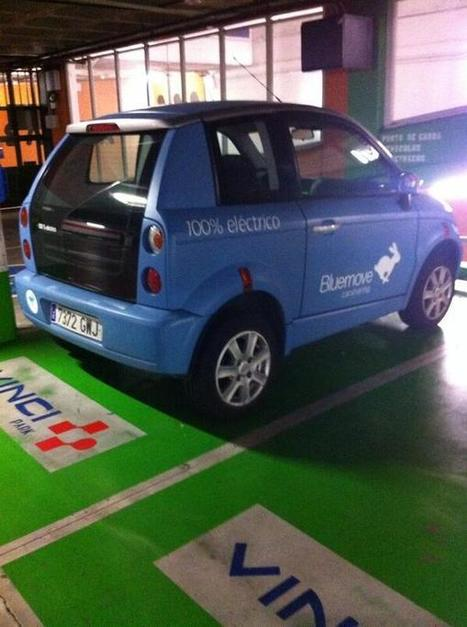 Twitter / FloBroderick: Loved driving a fully electric ... | Bluemove en la red | Scoop.it