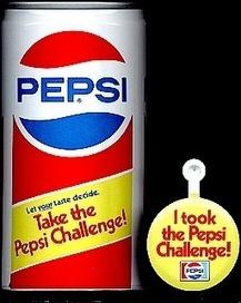 """Le mystère Coca VS Pepsi expliqu"""" par le neuromarketing.   LIMBICITY   Neuromarketing   Scoop.it"""