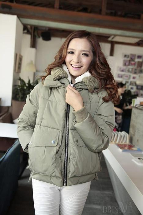 Vogue All-matched Fancy Euramerican High Range Short Overcoat   fashion   Scoop.it