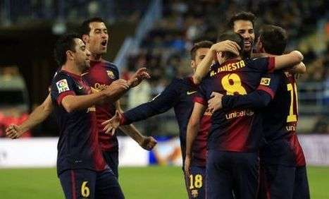 El cuarteto del fútbol | Elfutbolsegunvin | Scoop.it