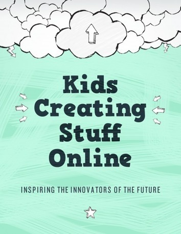 Kids Creating Stuff Online | iThemes | WCPS Library Media | Scoop.it