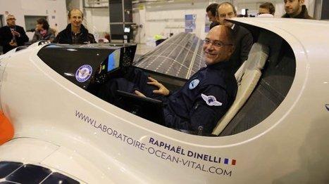 Eraole, l'avion qui va traverser l'Atlantique grâce à l'énergie solaire et aux micro-algues ! - outre-mer 1ère | Algues et énergies | Scoop.it