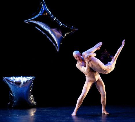 Jasper Johns Speaks of Merce Cunningham | Music, Theatre, and Dance | Scoop.it
