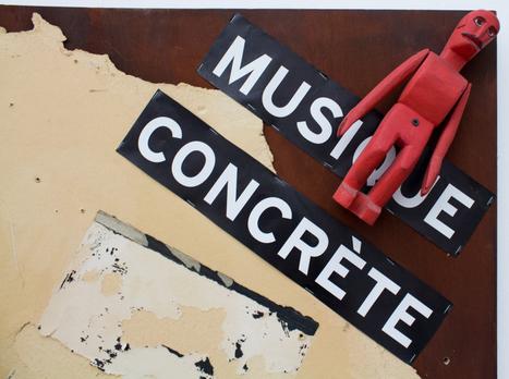 Exposition Pierre Henry au Musée d'art moderne de la ville de Paris   Poussières d'un soleil de musique éteint   La zone de silence   Scoop.it