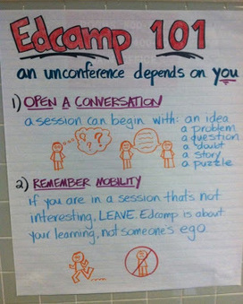 The Ross Boss Teacher: Reflection From My First Edcamp | Engagement Based Teaching and Learning | Scoop.it