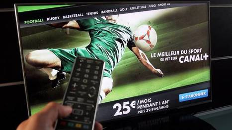 Droits sportifs : Canal + en danger | DocPresseESJ | Scoop.it