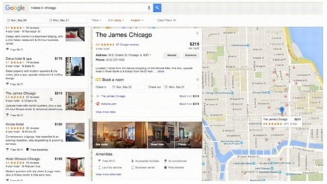 Adiós Google Hotel Finder, hola Hotel Ads | TecnoHotel | e-Marketing Turismo | Scoop.it