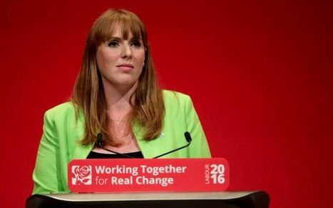Teen mum turned Labour MP: Why Angela Rayner should have the Tories running scared  | Welfare, Disability, Politics and People's Right's | Scoop.it