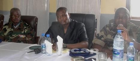 """Le Général Jean Felix Akaga lance les opérations du désarmement ...   Revue de presse """"Afrique""""   Scoop.it"""