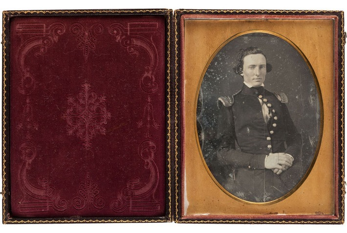 Rare and significant Samuel H. Walker daguerreotype may sell for $75,000+at Heritage Auctions | Art Daily | Kiosque du monde : Amériques | Scoop.it