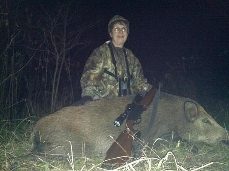Alabama Hog Hunting | bangladeshi | Scoop.it