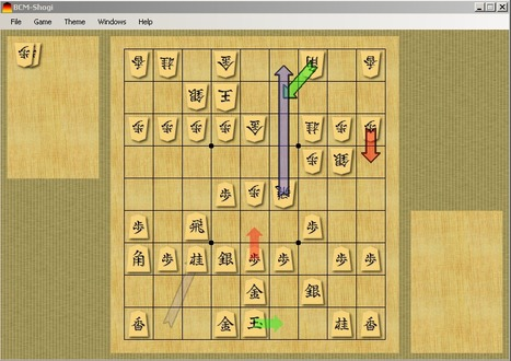 BCM Shogi | Abstract Board Games | Scoop.it