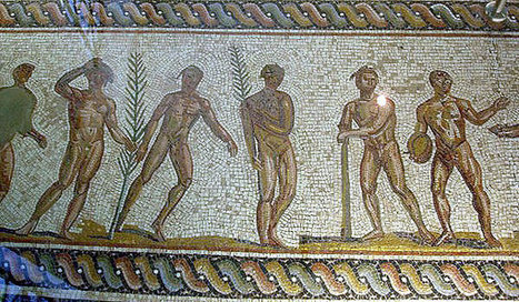 Why did ancient athletes compete in sports? | Sports Ethics: Campbell, G | Scoop.it