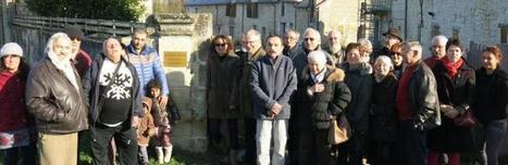 Une plaque en hommage au Père Marsteau | Chatellerault, secouez-moi, secouez-moi! | Scoop.it